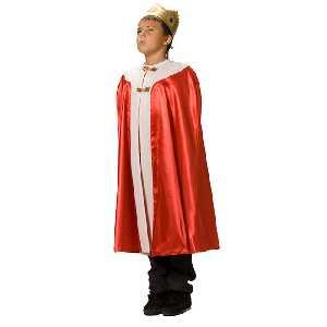 Карнавальный костюм короля своими руками